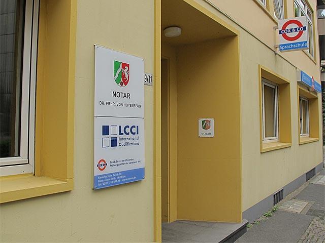 Bild 0 - Sprachschule Wuppertal (Location)