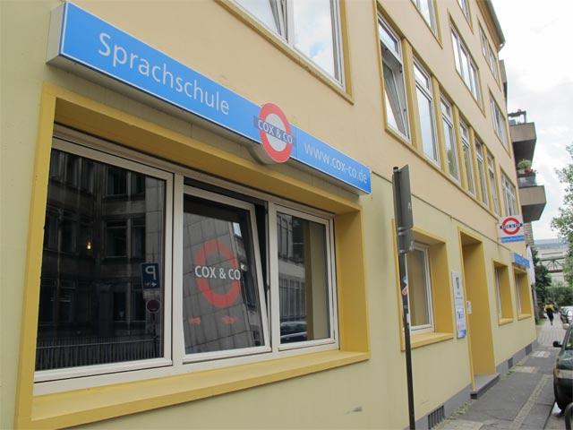 Bild 1 - Sprachschule Wuppertal (Location)
